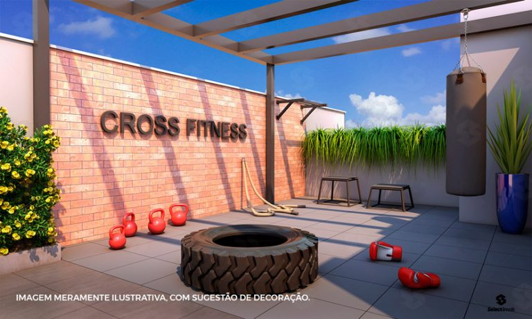 For Life Terrace SelectImob fitness